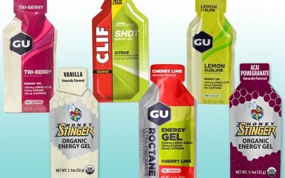 Our Favorite Energy Gels