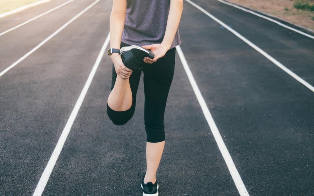 Pre-Race Warmups & Stretches